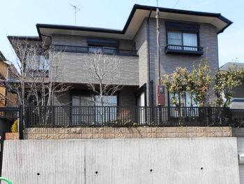 茨木市 O様邸 外壁屋根塗装リフォーム