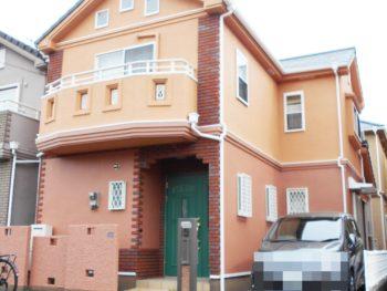 尼崎市 I様邸 外壁・屋根塗装事例