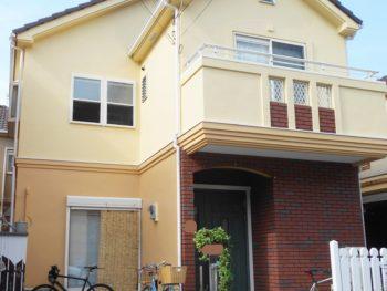 尼崎市 L様邸 外壁・屋根塗装事例