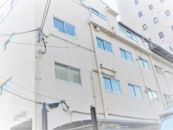 大阪市福島区N様ビル 外壁塗装事例