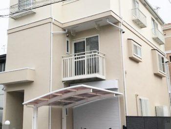 尼崎市 M様邸 外壁・屋根塗装事例