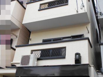 尼崎市 K様邸 外壁塗装・屋根塗装事例