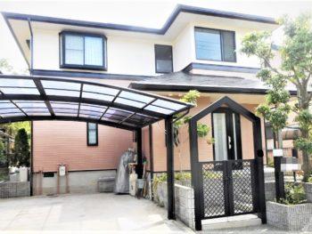 豊能郡豊能町 M様邸 外壁・屋根塗装事例