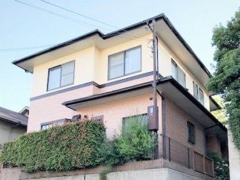 茨木市 S様邸 外壁・屋根塗装事例