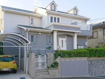 豊能郡豊能町 Y様邸 外壁・屋根塗装事例