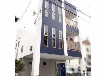 大阪市城東区 T様邸 外壁・屋根塗装事例