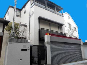 住之江区 K様邸 外壁・屋根塗装事例