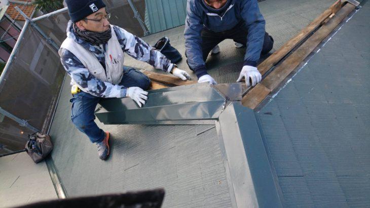 住之江区 K様邸 屋根の修理