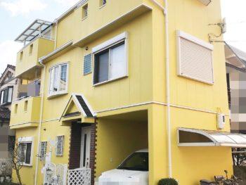 茨木市T様邸 外壁・屋根塗装事例