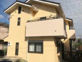 池田市 S様邸 外壁塗装施工事例