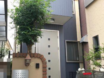 箕面市 T様邸 外壁・屋根塗装事例