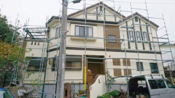 枚方市 M様邸 もうすぐ完工です!
