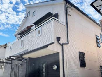 箕面市半町 H様邸 外壁塗装・屋根塗装リフォーム事例